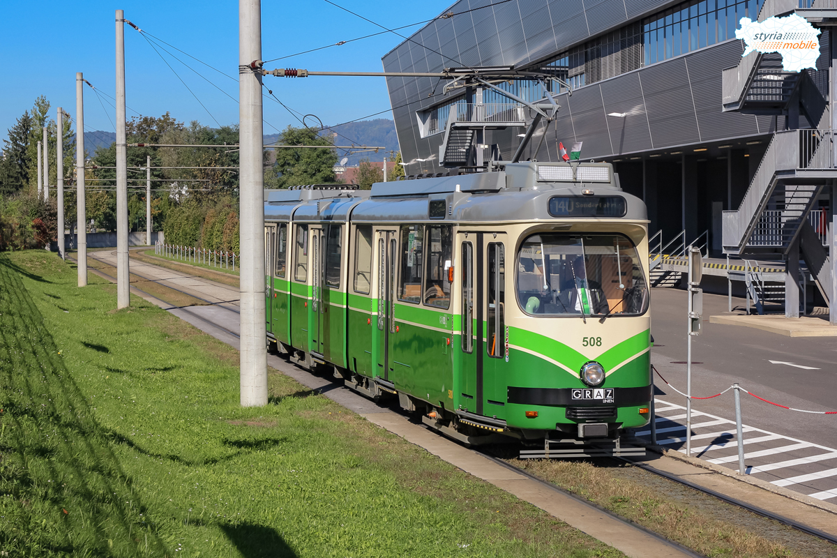 140  Jahre Straßenbahn in Graz | © Michael Augustin