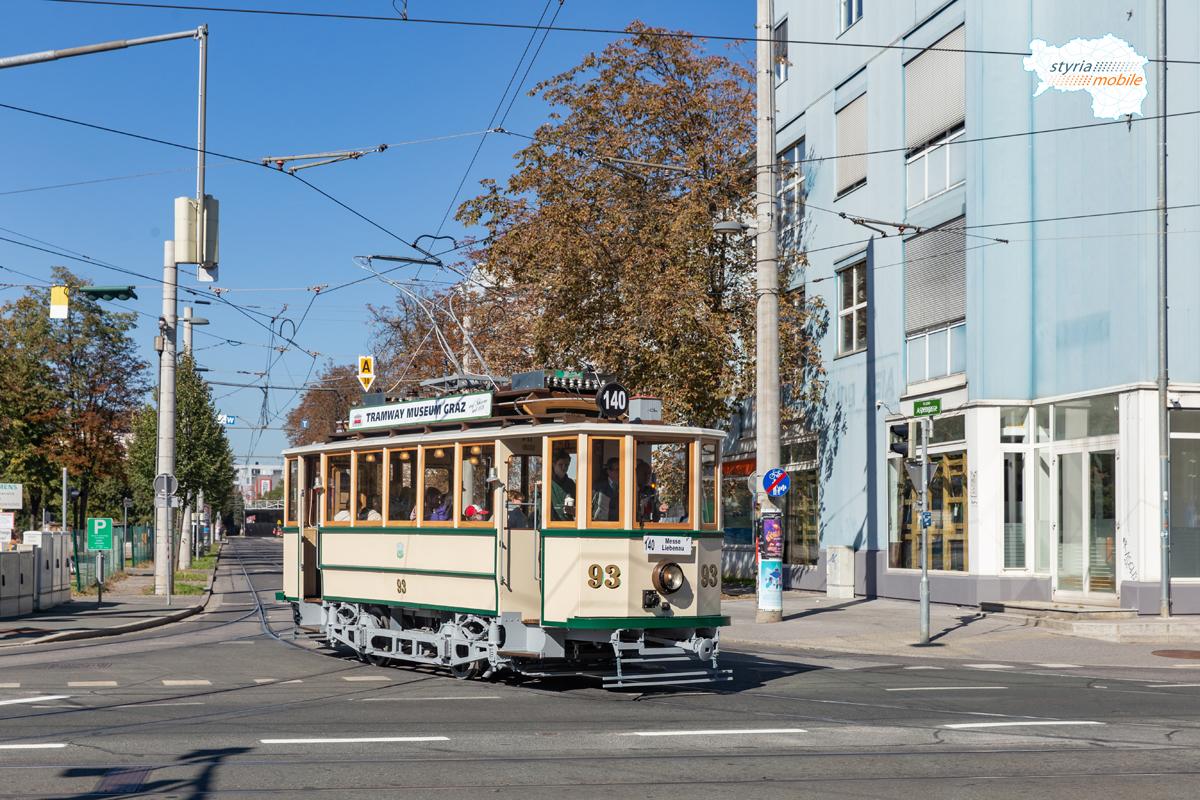 140  Jahre Straßenbahn in Graz | © Martin Wolf