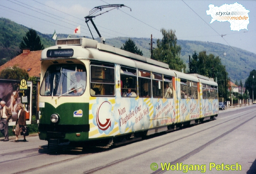 TW 501 in der Burenstraße ©Wolfgang Petsch