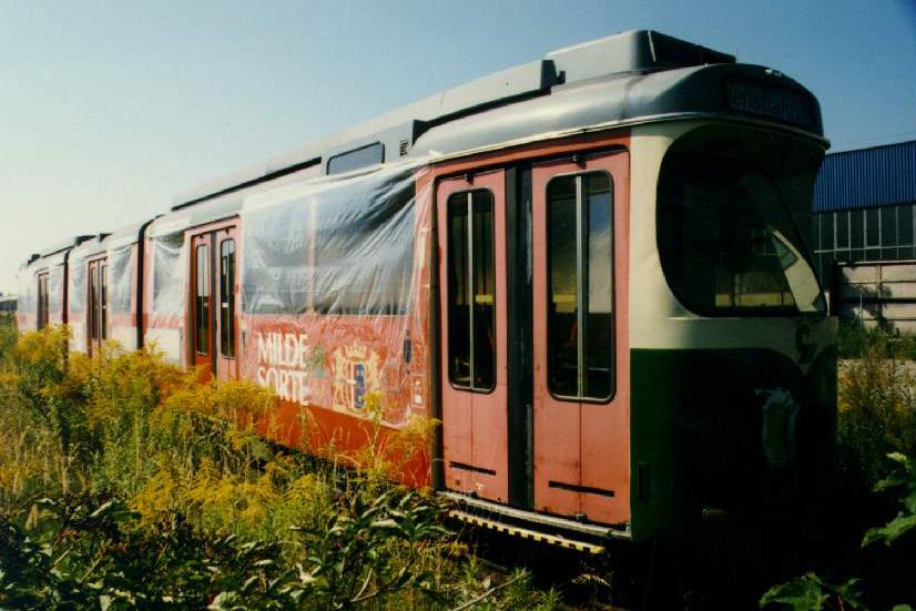 TW 510 am GKB-Gelände wartet auf Neulack bei SGP 30.07.1993©styria-mobile/User: Andi747