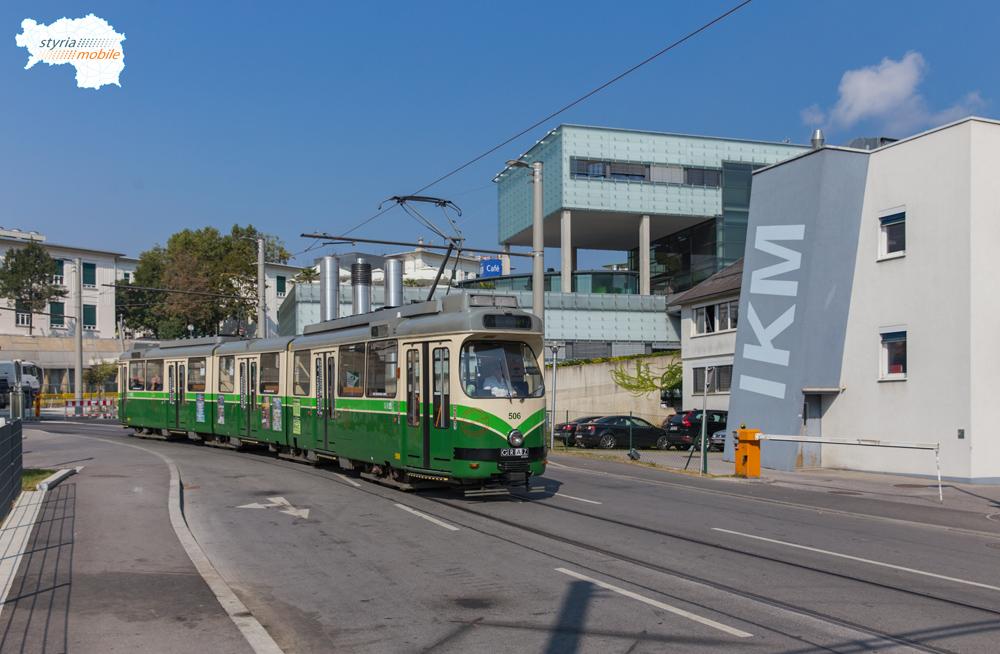 Der erste 500er-Einsatz auf der damals neuen Strecke 15.09.2016 ©styria-mobile