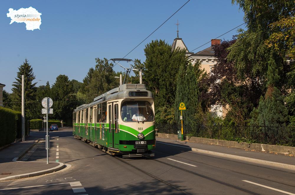 TW 508 in der Leechgasse 12.08.2015 ©styria-mobile