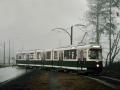Bremsprobefahrt TW 501 nach Puntigam auf der alten Strecke ©styria-mobile/Fotograf02 15.01.1978