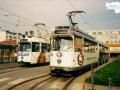 TW 531 und TW 510 am HBF 23.08.1997©styria-mobile