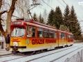 TW 506 in der HSt Teichhof 02.02.1998©styria-mobile