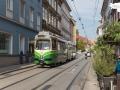TW 506 in der Leonhardstraße 12.09.2016 ©styria-mobile