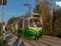 TW 508 in der Haltestelle Teichhof 02.10.2017 ©styria-mobile
