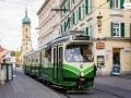 TW 509 auf der Linie3 am Südtirolerplatz 21.04.2009 ©styria-mobile