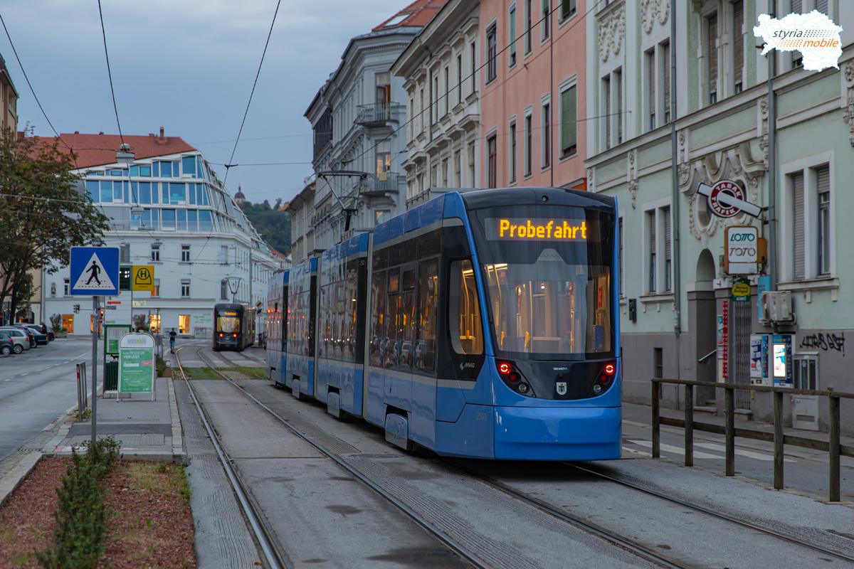 2501 Probefahrt - 14.08.2020 - Finanzamt