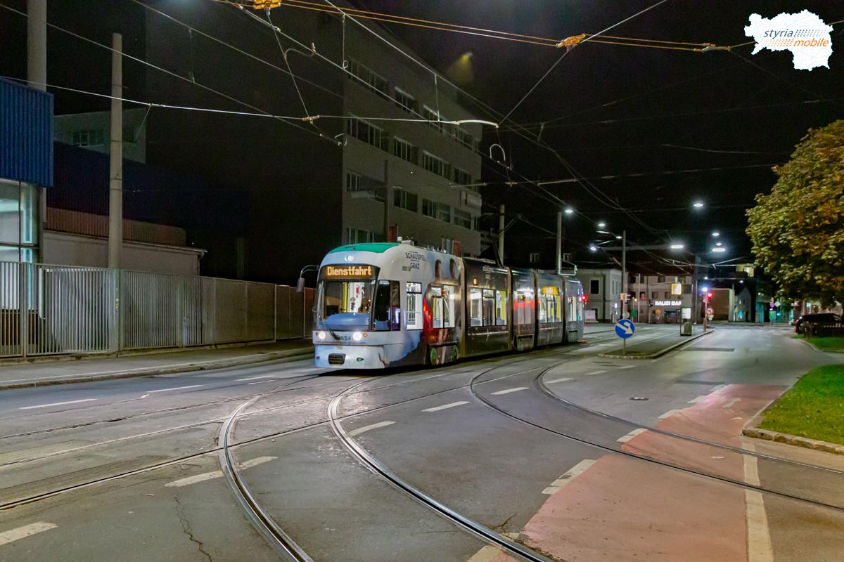 Avenio Testfahrten in Graz - Remise Alte Poststraße