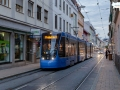 2501 Probefahrt - 14.08.2020 - Jakoministraße
