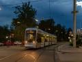 2501 Probefahrt - 14.08.2020 - Kurswagen der Linie 5 - Schloßbergbahn