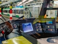 Avenio Testfahrten in Graz - Innenraum Avenio