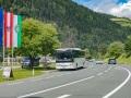 Schienenersatzbus in Predlitz. 06.08.2021