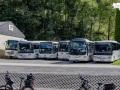 Busflotte der STB in Murau