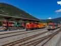 Bahnhof Murau 6.8.2021