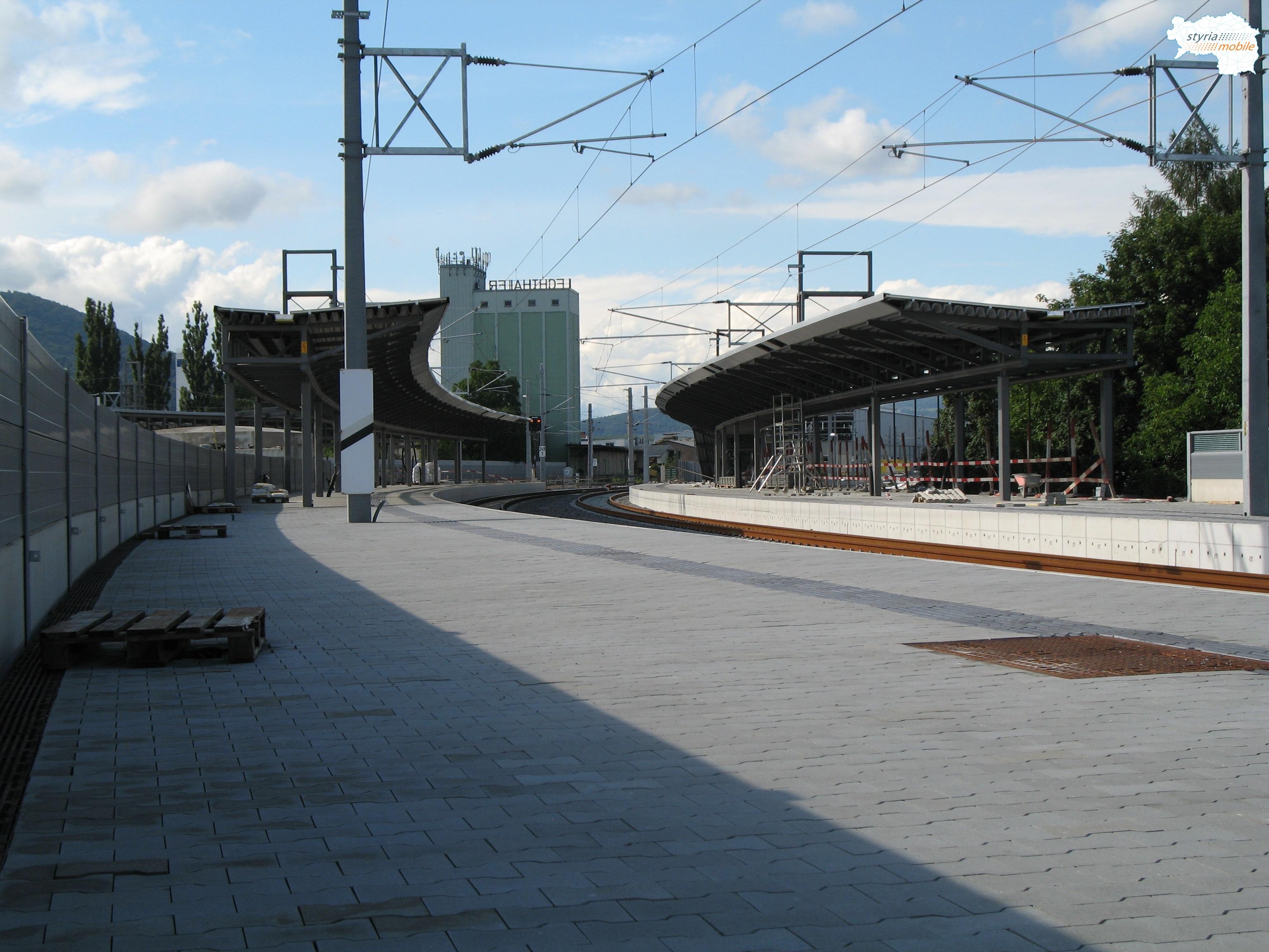 Nahverkehrsdrehscheibe Graz Don Bosco