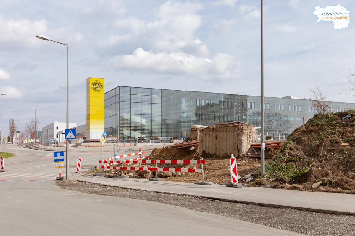 GKB Kreisverkehr, 09.03.2019
