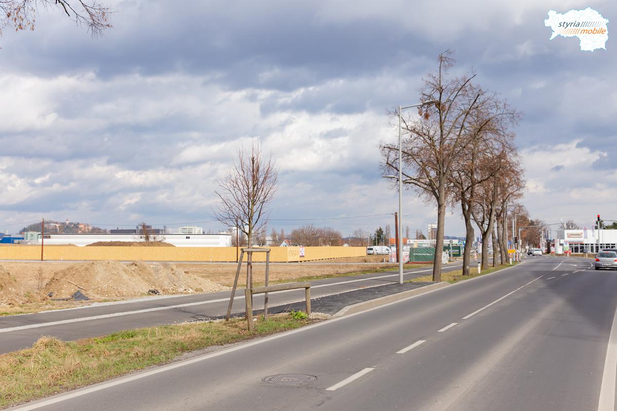 Wetzelsdorfer Straße, 09.03.2019