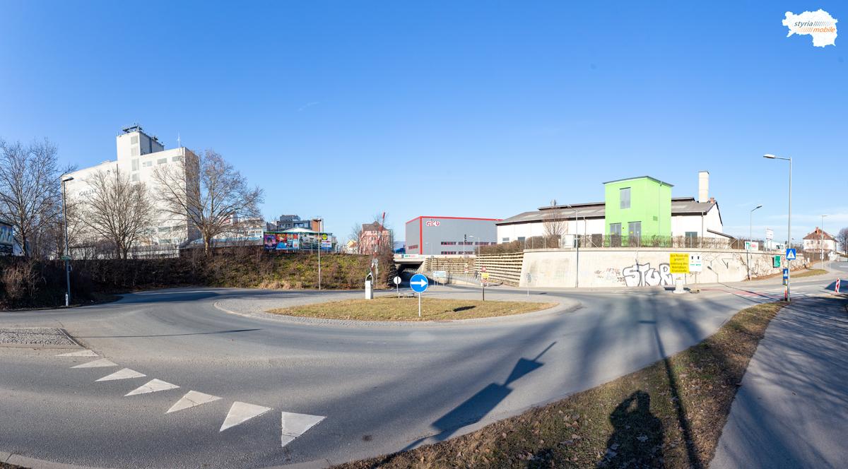 GKB-Kreisverkehr, 09.02.2019
