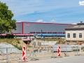Straßenbahn nach Reininghaus, Bereich GKB-Kreisverkehr, 18.08.2019