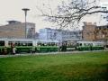 TW 601, 22, 602 bei der Präsentation am Hauptbahnhof © Gerrit Freistätter