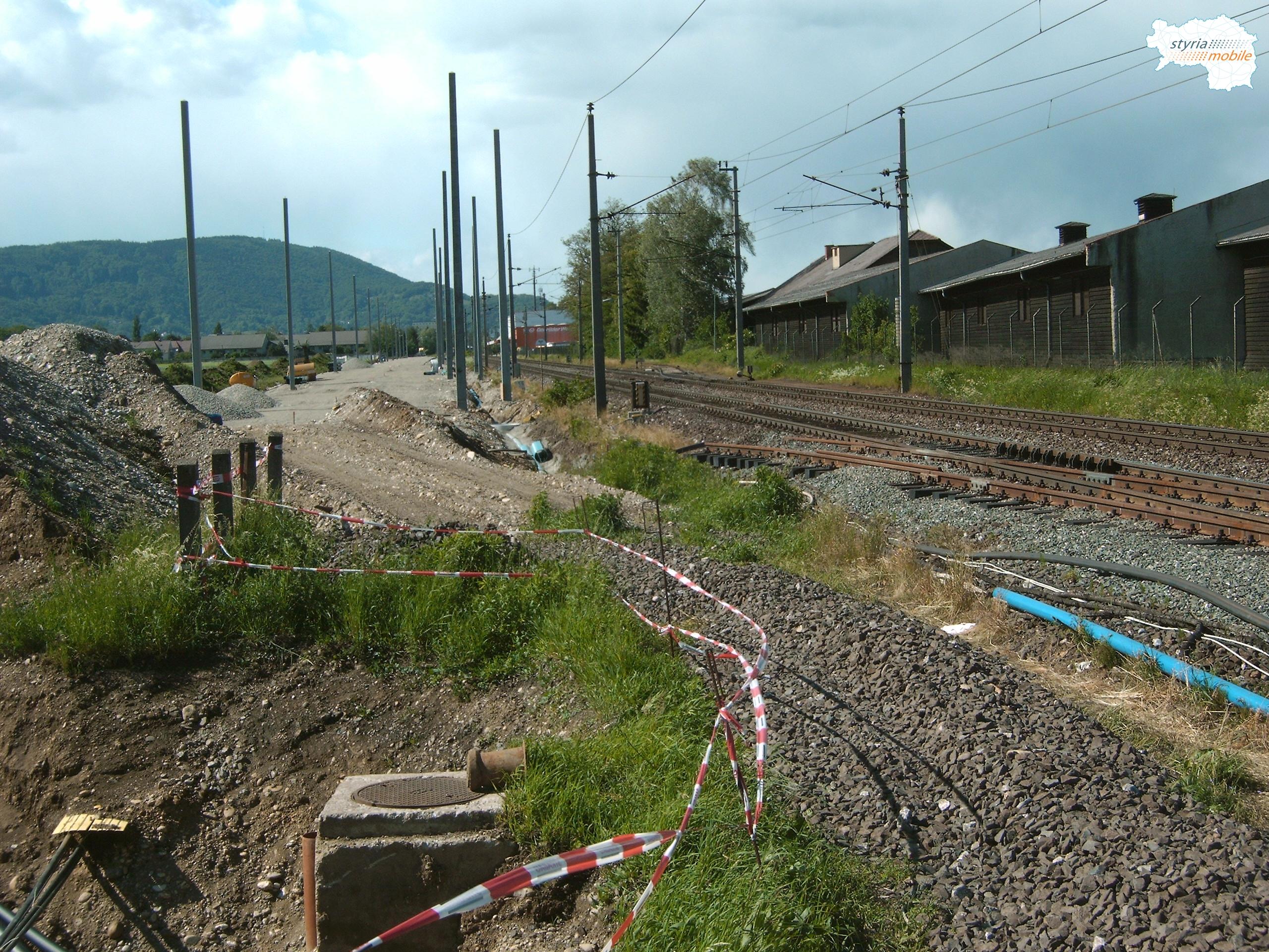 W. Jaureggstr. - Richtung Norden 1 (2)