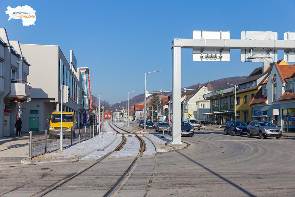 19.01.2017 Weiz, Kapruner-Generator-Straße neu