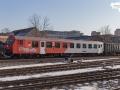 19.01.2017 Bahnhof Weiz, neuer Steuerwagen 8073 119