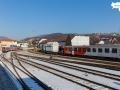 19.01.2017 Bahnhof Weiz
